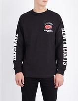Diamond Supply Co. Knockout cotton-jersey top