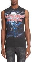 DSQUARED2 Men's Rock Logo Graphic Muscle T-Shirt