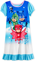 PJ Masks It's Time To Be A Hero Nightgown, Little Girls (2-6X) & Big Girls (7-16)