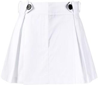 NO KA 'OI Pleated Waist Skirt