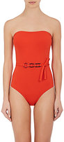 Eres Women's Hexagone Strapless One-Piece Swimsuit