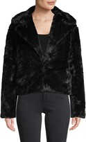 C&C California Faux Fur Jacket