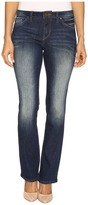 Jag Jeans Petite Petite Atwood Boot Platinum Denim in Soho