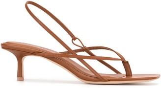 Studio Amelia 50mm Slingback Sandals