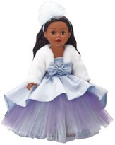 Madame Alexander Blue Shimmer Princess Dark Skin Tone Doll