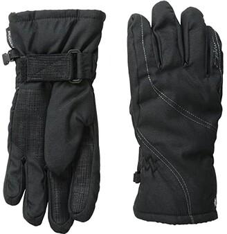 Seirus Heatwave Msbehave Glove (Black) Extreme Cold Weather Gloves