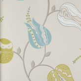 Garden Collection Osborne & Little - Persian Isfahan Tulip Wallpaper - W649004
