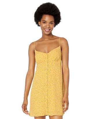 Volcom Junior's Women's Hey Bud Flare Cami Dress