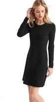 Gap Long sleeve swing dress