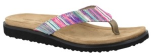 Easy Street Shoes Stevie Thong Sandals Women's Shoes