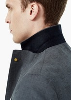 Mango Outlet Prince Of Wales Suit Blazer