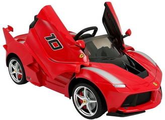 Rastar Ferrari XXK 6V Ride on Car