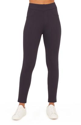 Spanx The Perfect Black Pants - Four-Pocket Ankle Pants