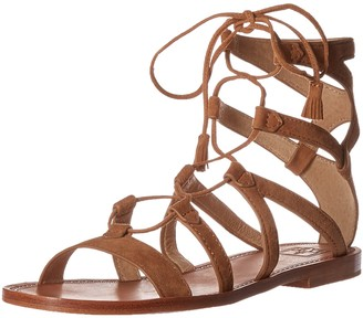 Frye Women's Ruth Gladiator Short Sandal