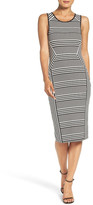 Felicity & Coco SLVS STRIPE SHEATH