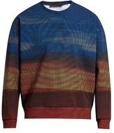 Calvin Klein Collection Pervin digital-print sweatshirt