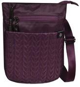 Sherpani Women's Prima L.E. RFID Polyester Small Crossbody Bag