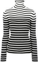 MSGM striped knit jumper