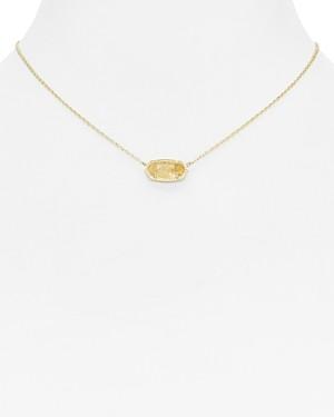 Kendra Scott Elisa Birthstone Necklace, 15