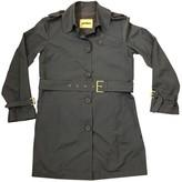 Allegri Blue Trench Coat for Women
