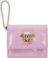 Versace Pink Medusa Wallet