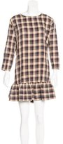 The Great Plaid Shift Dress