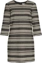Great Plains Ula Stitch Jacquard Shift Dress