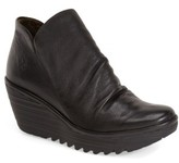 Fly London Women's 'Yip' Wedge Bootie