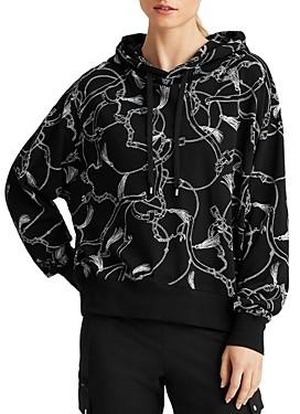 Ralph Lauren Ralph Printed Hooded Sweatshirt