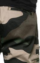 DGK The Deluxe Working Man 5 Chino Pants in Big Woods Camo