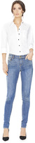 Alice + Olivia Jane 5 Pocket Skinny Jean
