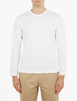 Comme Des Garcons Shirt Long Sleeve Tee