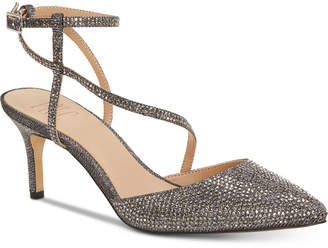 INC International Concepts Inc Lenii Evening Pumps, Women Shoes