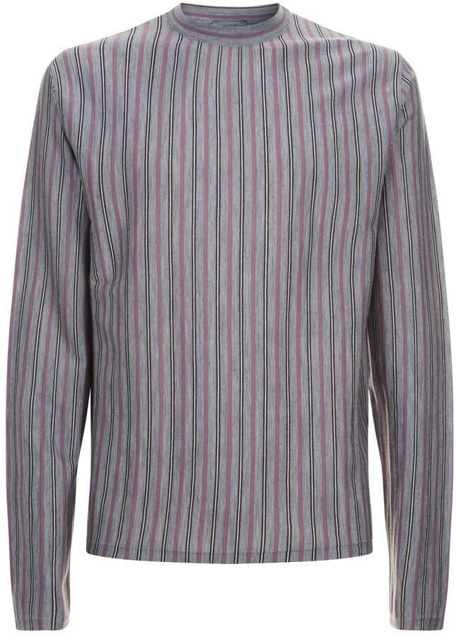 Lanvin Lightweight Striped Sweater