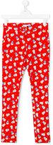 Little Marc Jacobs popcorn print trousers