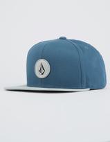 Volcom Quarter Boys Snapback Hat