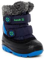 Kamik Clover Waterproof Faux Shearling Snow Boot (Toddler)