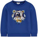 Kenzo Tiger wool blend sweater