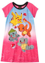 Pokemon Girls' Nightgown