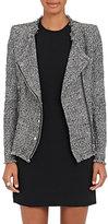 IRO Women's Carlota Collarless Cotton-Blend Jacket