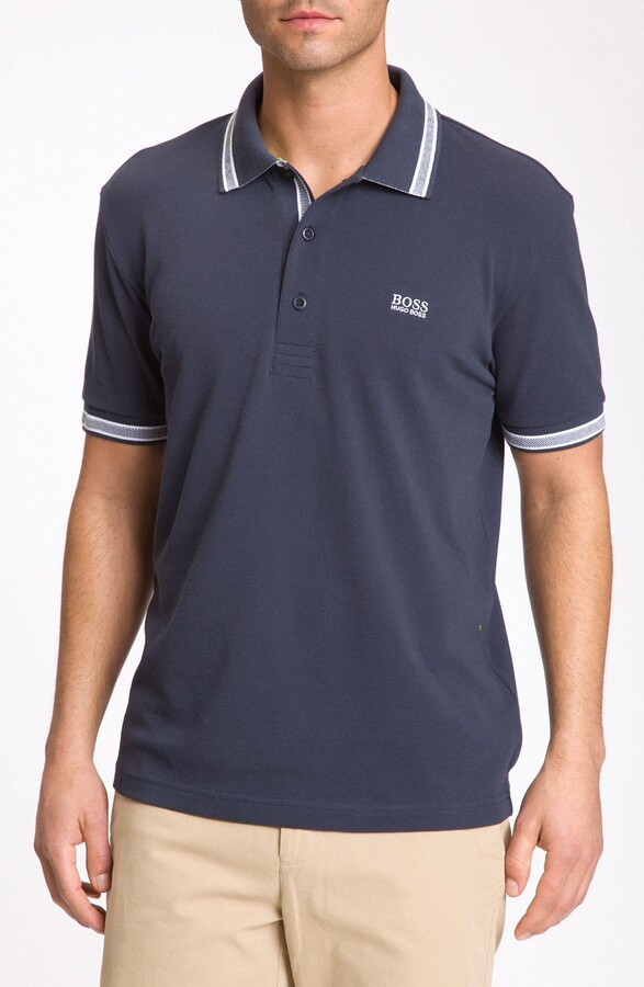 mens hugo boss polo sale