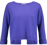 Autumn Cashmere Layered Cashmere Sweater