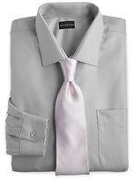 Rochester Non-Iron Spread Collar Dress Shirt Casual Male XL Big & Tall