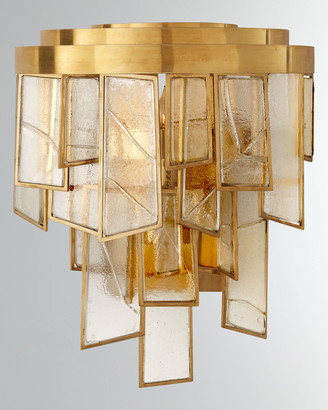 Kelly Wearstler Ardent Small Waterfall Sconce