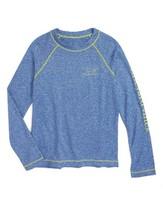 Vineyard Vines Toddler Boy's Heathered Vintage Whale T-Shirt