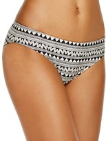 Laundry by Shelli Segal Maharaji Border Hipster Bikini Bottom