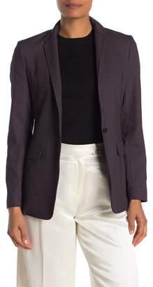 BOSS Jinoki Notch Collar Blazer Jacket