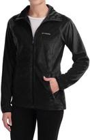 Columbia Cozy Cove Fleece Jacket - Full Zip (For Women)