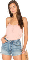 L'Academie The Button Cami in Blush. - size L (also in XL)