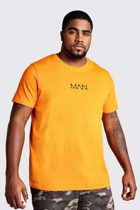 boohoo Big And Tall MAN Dash T-Shirt